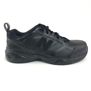 New Balance 624 Black Training Shoes 4E MX624AB2